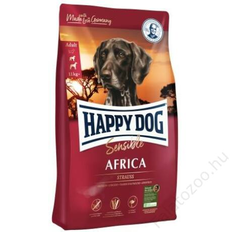Happy Dog Supreme Sensible Afrika 12,5kg