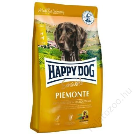 Happy Dog Supreme Sensible Piemonte 4kg