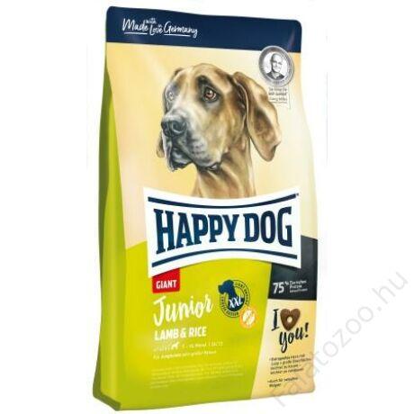 Happy Dog Supreme JUNIOR GIANT LAMM/REIS 15kg