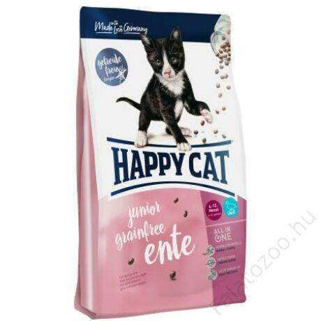 Happy Cat Supreme FIT&WELL JUNIOR GRAINFREE KACSA 4kg