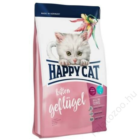Happy Cat Supreme FIT&WELL KITTEN BAROMFI 1,4kg
