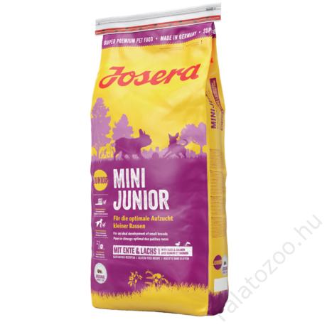 Josera MiniJunior 5x0,9kg