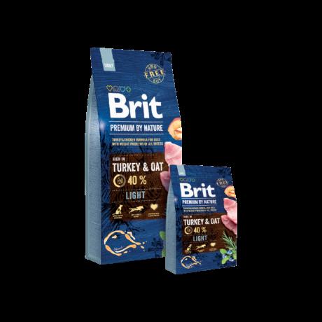 Brit Premium by Nature Light 3kg