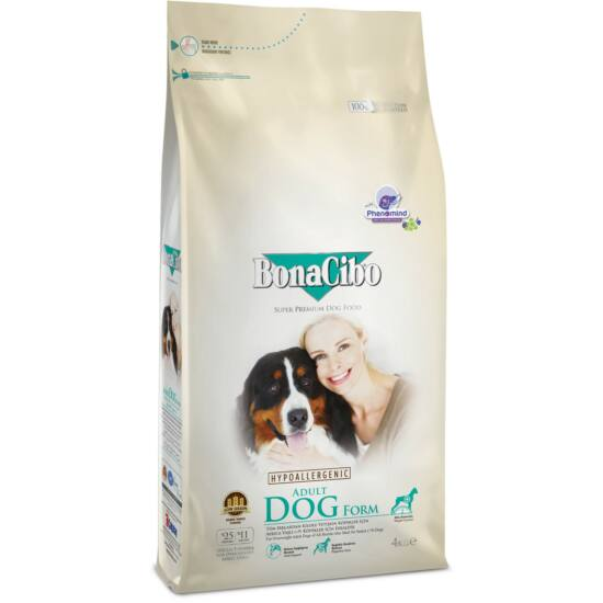 BONACIBO FORM DOG (Senior / Over Weight - Chicken) 15 kg