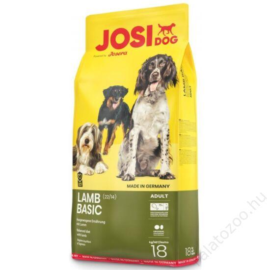 JosiDog Lamb Basic 22/14 2 db 18kg
