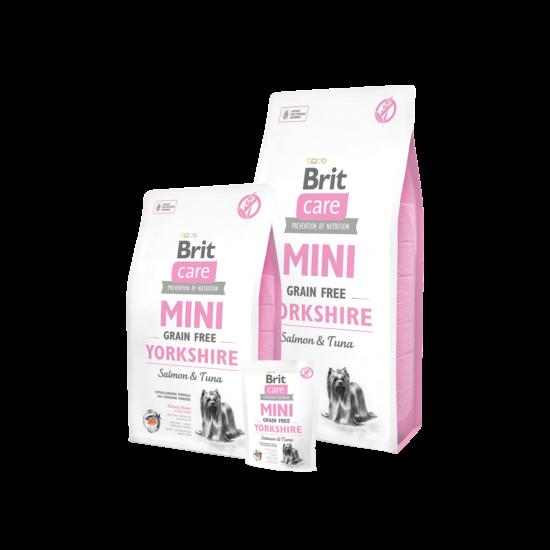 Brit Care Mini Grain Free Yorkshire Salmon & Tuna 2 kg