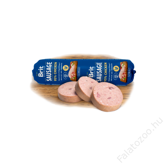 Brit Premium Sausage Chicken 800G