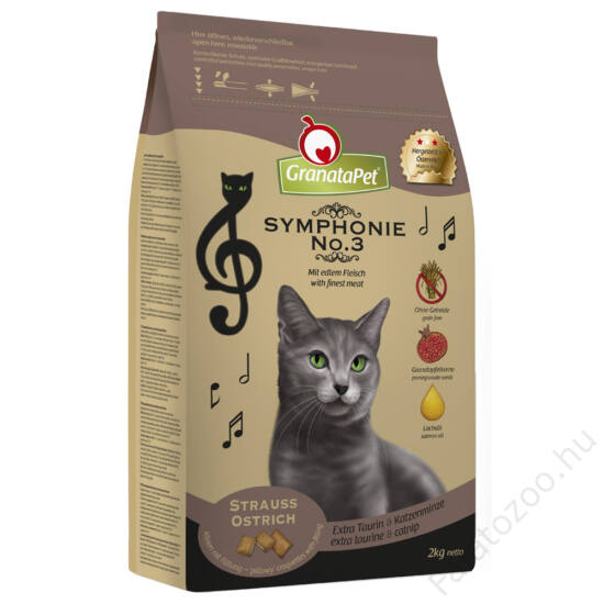 GranataPet Symphonie No. 3 strucc 400 g