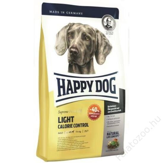 Happy Dog Supreme CALORIE CONTROL 12,5kg